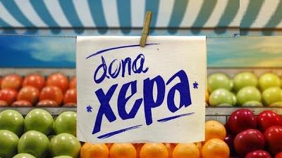 Rebeldes - Dona Xepa 1